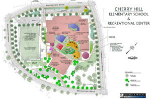 Cherry Hill Layout
