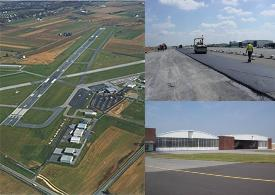Lancaster Airport Runway and Taxiway Improvement