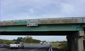 Prospect Road Bridge over Rt. 30